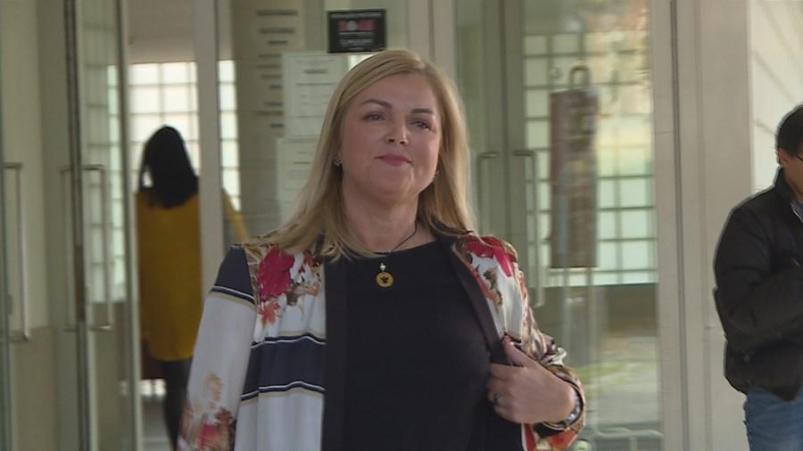 Joana Lima é deputada do PS e ex-presidente da Câmara da Trofa