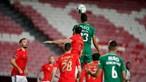 Benfica 1-0 Rio Ave | Encarnados na frente do marcador com golo de Seferovic