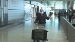 """""""Foram dias muito difíceis"""": João Loureiro chega a Portugal após polémica com avião de droga. Veja as imagens"""