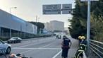Dois feridos em colisão entre motas e carro em Gaia