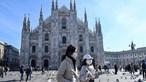 Máscaras deixam de ser obrigatórias na rua a partir de 28 de junho em Itália