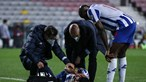Recuperação de Corona coloca em risco disponibilidade para FC Porto-Juventus