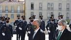 Marcelo Rebelo de Sousa jura Constituição da República e ouve-se o hino nacional na Assembleia