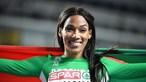 Patrícia Mamona conquista medalha de prata no triplo salto para Portugal
