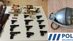 Homem detido em Lisboa por violência doméstica tinha mais de 10 armas em casa