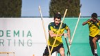 Paulinho regressa direto ao onze titular do Sporting