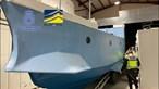 Submarino de droga apreendido com ajuda da PJ