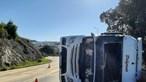 IP2 cortado junto a Portalegre devido a despiste que provocou um ferido grave
