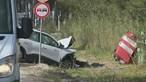 Dois mortos e um ferido em violenta colisão entre dois carros em Alcobaça