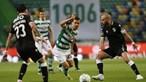 Sporting vence Vitória e mantém vantagem na liderança da I Liga