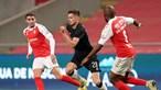Benfica vence frente ao Sp. Braga na Pedreira e garante terceiro lugar. Reveja os golos da partida