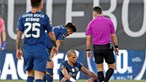 Pepe motiva preocupação no FC Porto