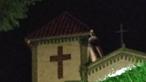 'Ela estava sempre a dizer para rezarmos': Crianças garantem ter visto imagem de Nossa Senhora