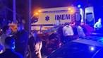 Despiste de carro faz cinco feridos em Lousada, dois em estado grave. Três menores entre as vítimas