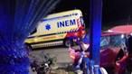 Despiste de carro fere cinco jovens em Lousada