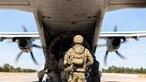 Militar da Força Aérea atropelado em Espanha