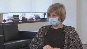 Ministra da Saúde assume responsabilidades pelo Natal, mas diz que é cedo para explicar subida de casos Covid