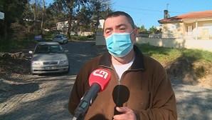 Acidente de moto fatal para reformado em Braga