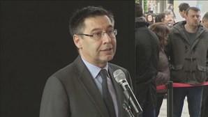 Diretor executivo e responsável pelos serviços jurídicos do Barcelona detidos após buscas no estádio