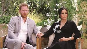Príncipe Harry acredita que princesa Diana previu 'Megxit' e lhe deixou dinheiro para escapar à Coroa inglesa