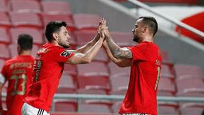 Benfica vence Rio Ave na Luz com dois golos assinados por Seferovic e Pizzi