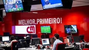Audiência da CMTV cresce mais de 35% em fevereiro