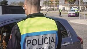 PSP e GNR passam 1,9 milhões de euros em multas da Covid