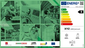 As novas etiquetas energéticas chegam às lojas a 1 de março