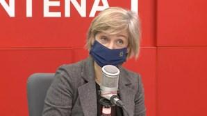 Ministra da Saúde associa desconfinamento aos testes em massa para controlar pandemia