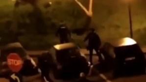 PSP dispara para travar emboscada em Oeiras