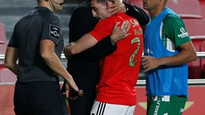 Pizzi reclama titularidade no Benfica