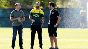 Rúben Amorim nem quer ouvir propostas para sair do Sporting