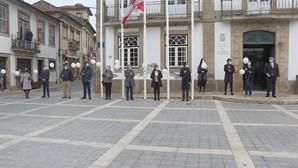 Oliveira de Azeméis faz homenagem às vítimas da Covid-19