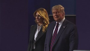 Donald e Melania Trump foram vacinados contra a Covid-19 em segredo