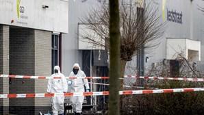 Bomba explode junto a centro de testes contra a Covid-19 nos Países Baixos