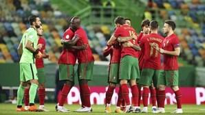 Seleção Nacional defronta o Azerbaijão em Turim na qualificação para o Mundial'2022