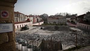Polémica não trava obras no Mercado de Viseu