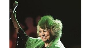 Calou-se para sempre a voz da 'Marcha do Sporting'. Maria José Valério tinha 87 anos