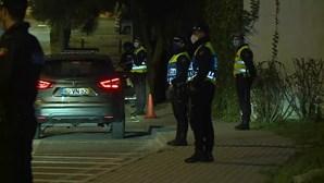 PSP monta cerco em bairro de Oeiras após ataque a patrulha