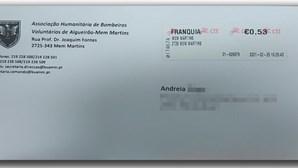 """Carta de comandante a filhos de bombeiros de Algueirão-Mem Martins surpreende e emociona: """"Tenho orgulho em ti, pai"""""""