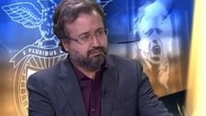 """Vítor Pinto: """"Sempre que [Conceição] mexe, corre mal"""""""