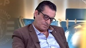 """Paulo Futre sobre árbitros: """"Não admito erros do VAR"""""""