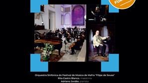 Concerto de tributo à Princesa D. Maria Bárbara de Bragança