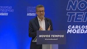"""Moedas acusa PS e BE de """"grande falhanço"""" no apoio aos idosos em Lisboa"""