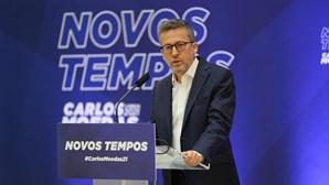 """Carlos Moedas: """"O meu sonho é ser presidente em Lisboa"""""""