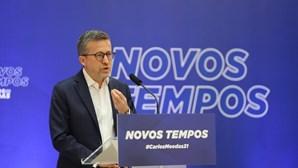 Carlos Moedas apresenta candidatura à Câmara de Lisboa