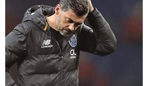 Champions é a tábua de salvação para o FC Porto