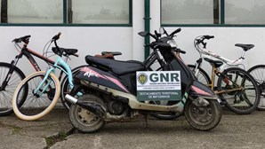 GNR apanha jovens que roubavam bicicletas, modificavam-nas e colocavam-nas à venda na Internet