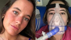 Famosos comovidos com relato de jovem que sofre com doença rara que ataca os pulmões
