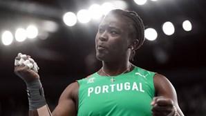 Ouro para Portugal: Auriol Dongmo sagra-se campeã europeia de pista coberta no lançamento do peso